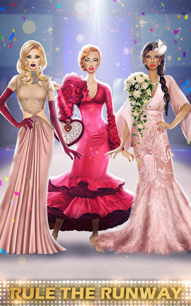 Dress Up Games Stylist - Fashion Diva Style 👗 Android App Screenshot