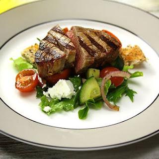 Beef Bruschetta Salad