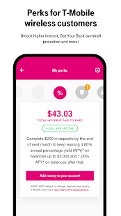 T-Mobile MONEY Screenshot