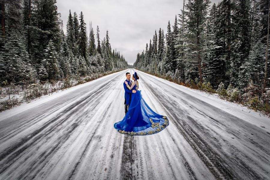 Wedding photographer Marcin Karpowicz (bdfkphotography). Photo of 09.11.2019