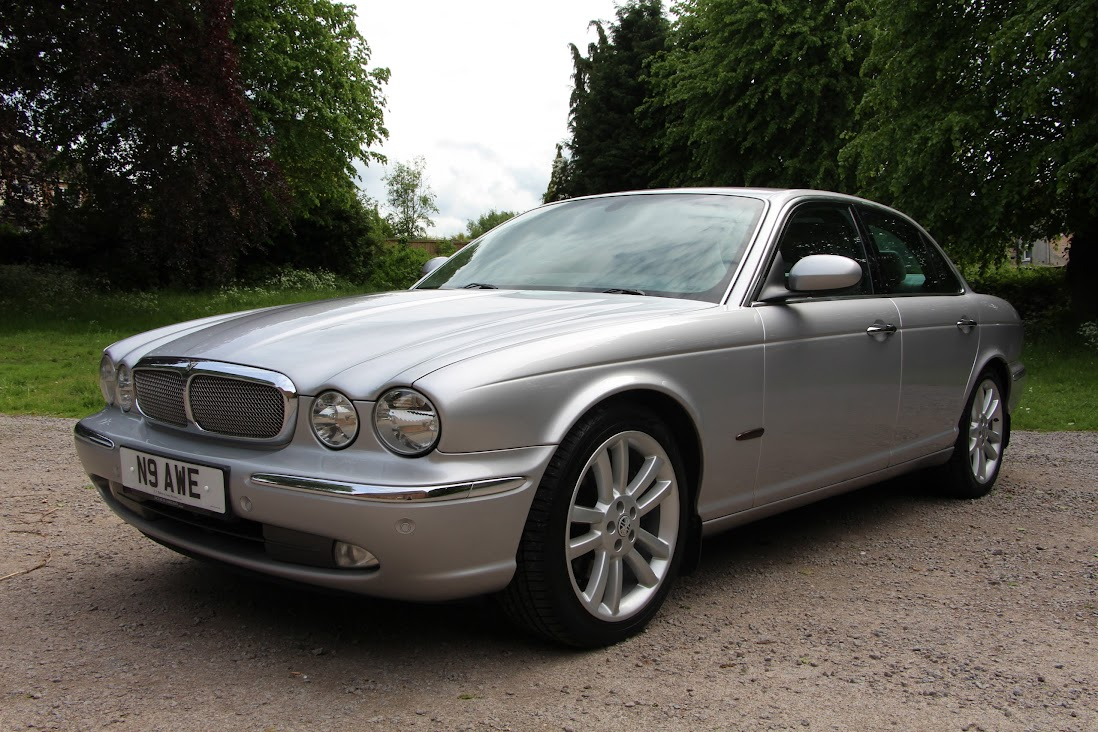 Ex-Lexus owner\'s experience of a Jaguar XJ8 (X350). - Page 6 ...