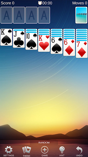 Solitaire Card Games Free 2.2.3 gameplay | by HackJr.Pw 3
