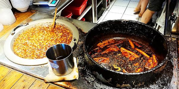 大稻埕魯肉飯- 傳承阿公的好滋味 古早味台式傳統美食 @台北火車站