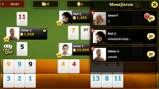 Okey Golden android2mod screenshots 8