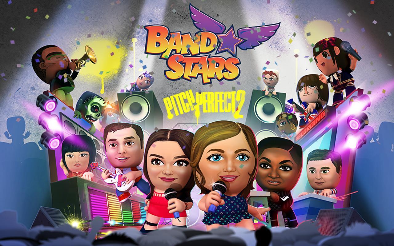 Band Stars - screenshot