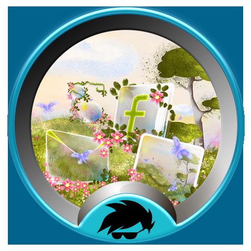 フリーGOランチャーのテーマ 個人化 LOGO-玩APPs