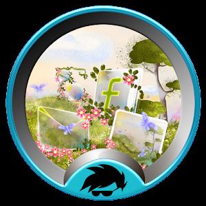 Fantasy GO Launcher Theme
