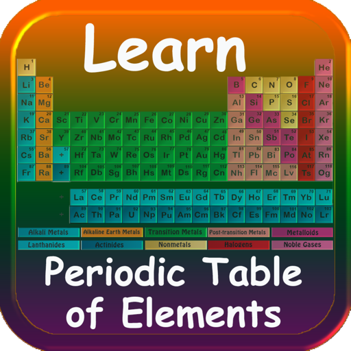 periodic table of elements study quiz modes