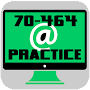 70-464 Practice Exam APK icon