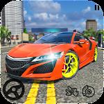 Extreme Car Driving 2018: Drift Simulator Icon