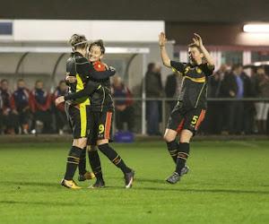 Army Flames speelden oefenwedstrijd tegen KV Mechelen