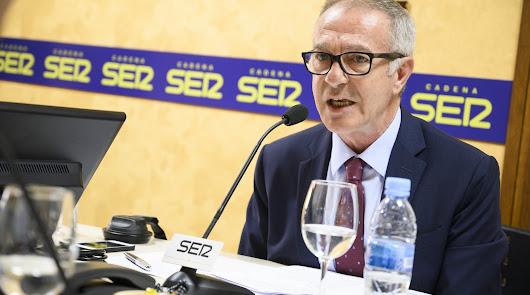 José Guirao dejará el acta de diputado del PSOE de Almería