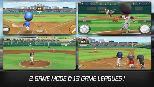 Baseball Star MOD 1.5.3 (Unlimited Autoplay Points / Free Training) APK 3