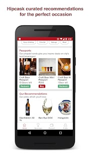Hipcask - Wine, Beer & Whisky- screenshot thumbnail