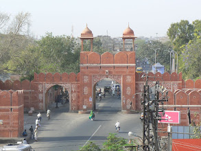 Photo: 12. Jaipur, Samrat Gate