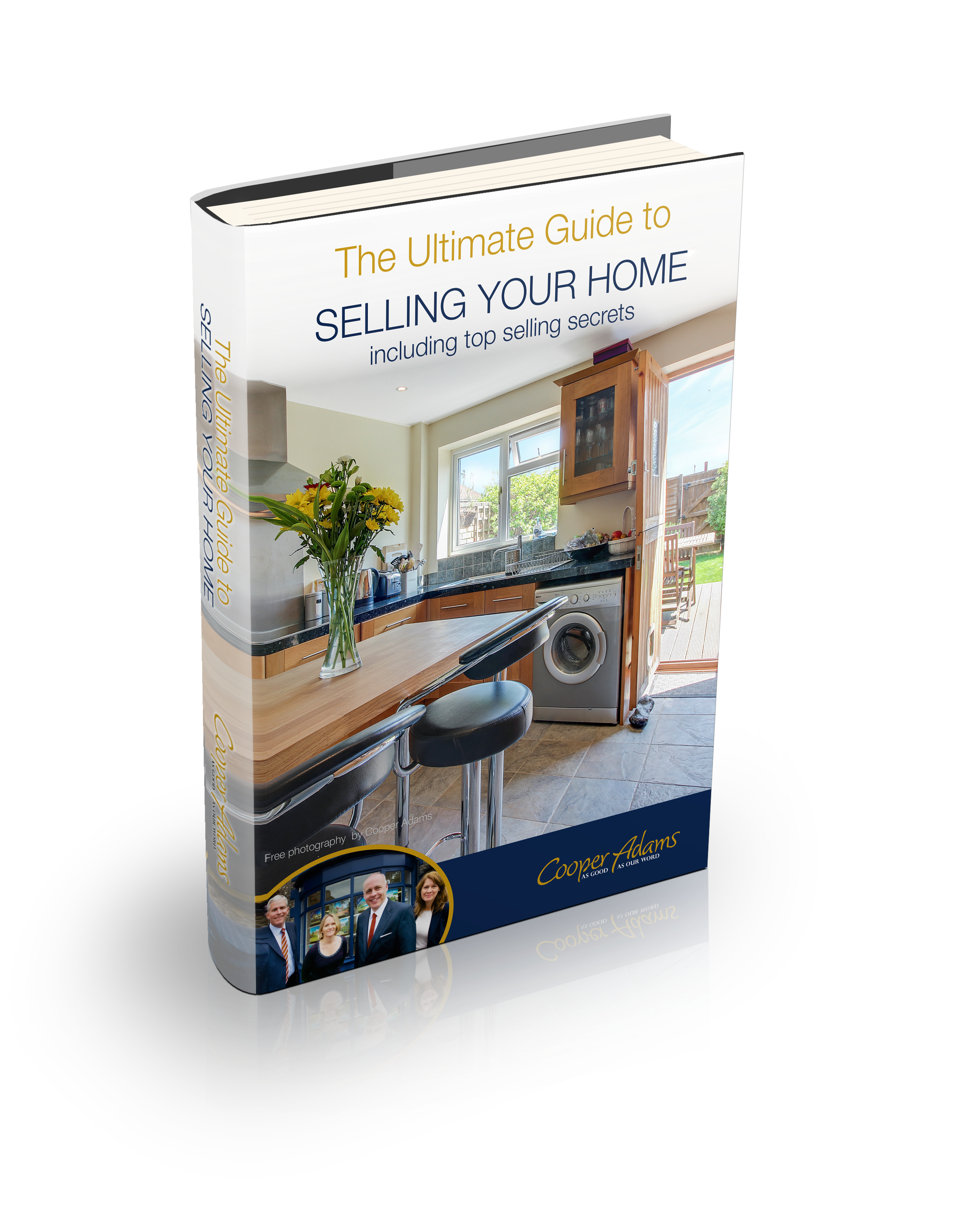 Download your free copy of the ultimate guide to selling your home download your free copy of the ultimate guide to selling your home including top selling secrets download this free cooper adams ebook fandeluxe Images