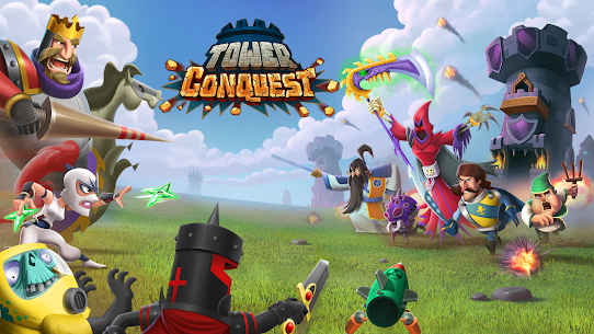 Tower Conquest 9