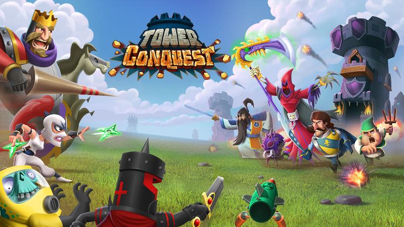 Tower Conquest Screenshot 6