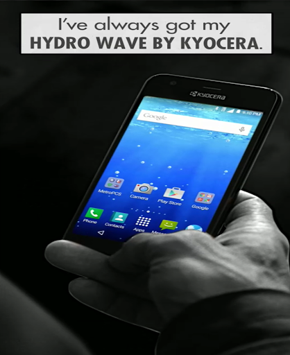 Kyocera Hydro WAVE on MetroPCS