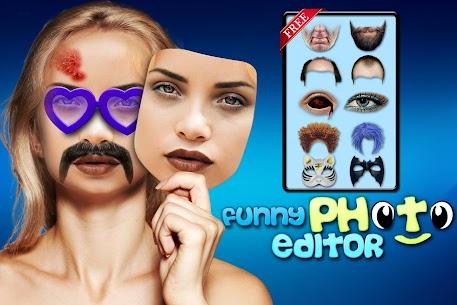 Funny Photo Editor Mod Apk V4.47 10