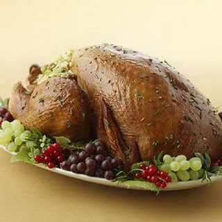 Super Moist Roasted Turkey