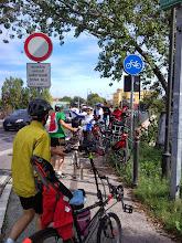 Photo: Bici Reclinata autocostruita