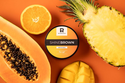 Learn How To Get The Perfect Tan This Summer With Shine Brown, BYROKKO's Best Selling Tanning Product