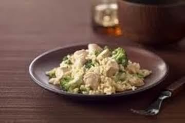 Broccoli Chicken and Rice Casserole