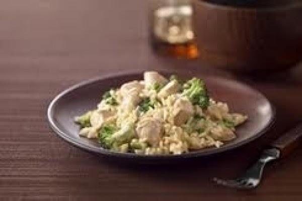 Broccoli Chicken And Rice Casserole Recipe