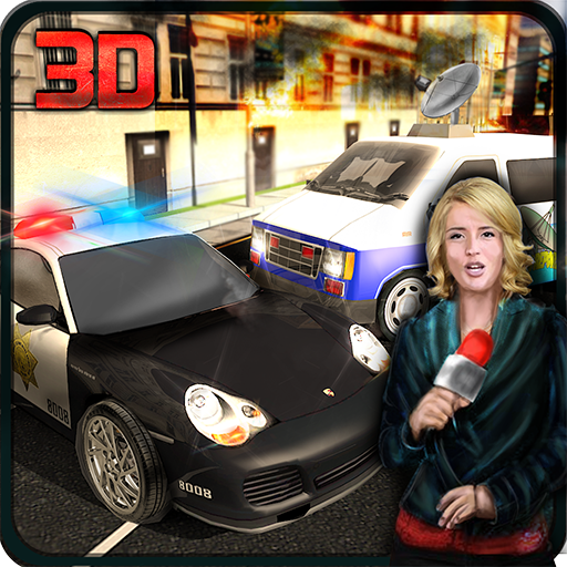 犯罪记者市3D驱动程序 模擬 App LOGO-APP試玩