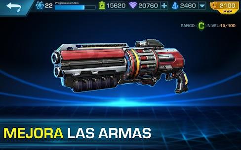 Evolution 2: Battle for Utopia. Shooter & Armas 9