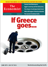 Photo: The Economist cover. June25th 2011