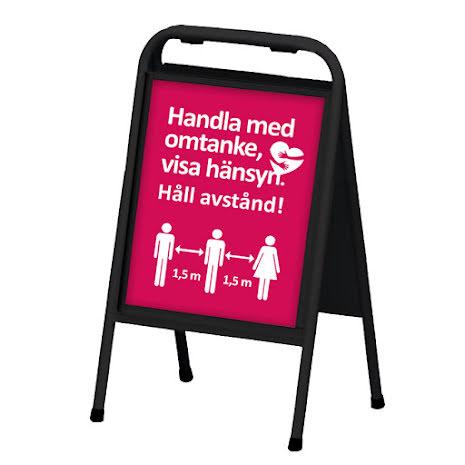 Mini Sign A3 Stående