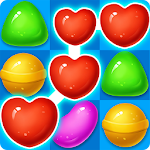 Candy Splash Icon