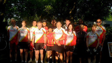 Photo: Some of the Redhill CC riders