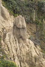 Photo: Phallic rock