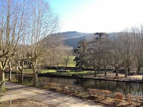 Photo: Le parc depuis le musée