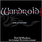 Wandroid #3 - Knife of the Order - FREE