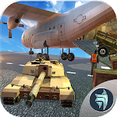 Army Cargo Airplane Transport