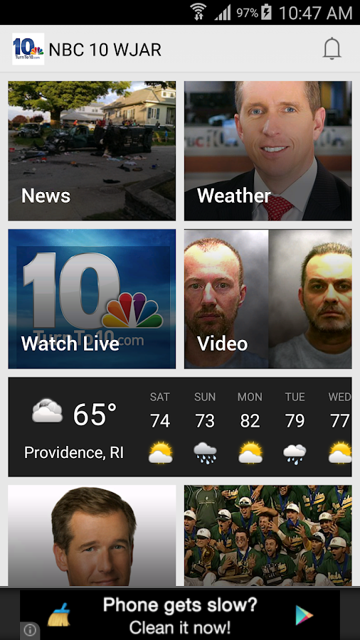 NBC 10 News App - screenshot