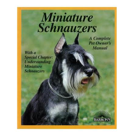 Miniature Schnauzers CPOM K. Rugh 9739-4