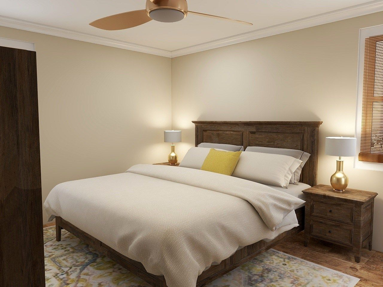 master bedroom light sunny woodsy soothing traditional mt juliet tn