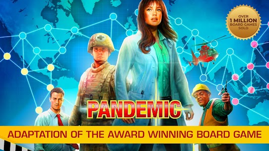 Pandemic: The Board Game 1