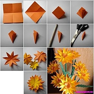 Diy paper craft tutorials android apps on google play diy paper craft tutorials screenshot thumbnail solutioingenieria Choice Image