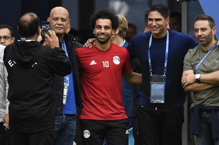 ba474f95e All eyes on Mohamed Salah as hopeful Egypt take on World Cup hosts Russia