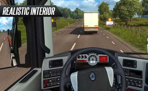 Euro Truck Driving 2018 1.0 screenshots 6