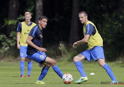 Équipe nationale : l'ancien Brugeois Ahmed Touba a fait son choix