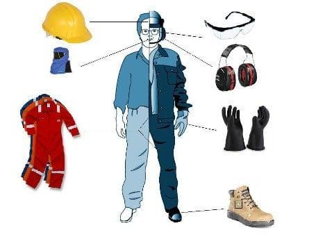 Những trang bị cần thiết của đồ bảo hộ