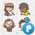 Character Worldcup Theme icon