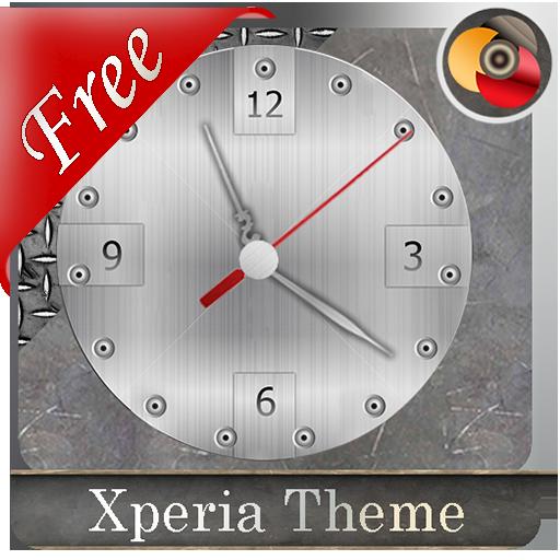 metal | Xperia™ Theme